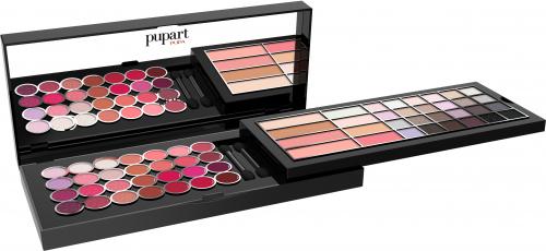 PUPA - PUPART L - Zestaw kosmetyków do makijażu - 012 SMOKEY SHADES