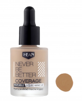 HEAN - NEVER BE BETTER COVERAGE FOUNDATION - 104 - CHANA BEIGE