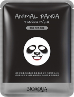 BIOAQUA - Animal Panda Tender Mask - Maska do twarzy w płacie - PANDA