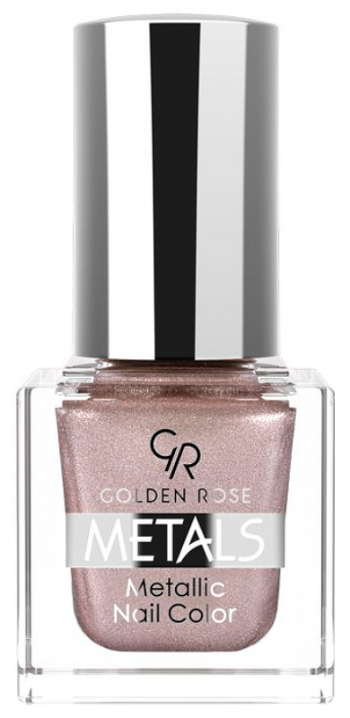 Golden Rose - Metals Metallic Nail Color - Nail polish
