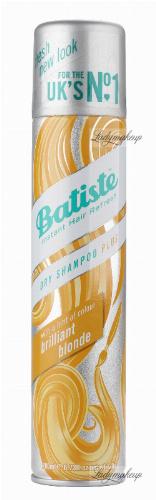 Batiste - Dry Shampoo - LIGHT & BLONDE - Dry hair shampoo (for blonde hair) - 200 ml