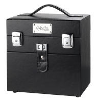 Karaja - BLACK CASE - Kufer kosmetyczny