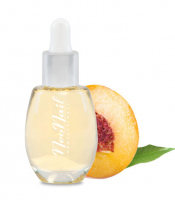 NeoNail - Cuticles and nail oil with a pipette - PEACH - ARTICLE 5900-3