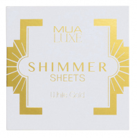 MUA - LUXE - Shimmer Sheets  - Illuminating papers