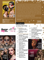 Make-Up Trendy Magazine - COLOR OF WINTER - No4 / 2017