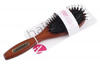 Inter-Vion - Wooden hair brush - 499740