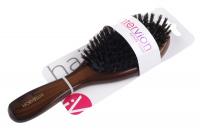 Inter-Vion - Drewniana szczotka do włosów - 499537