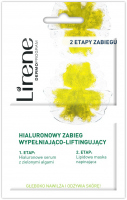 Lirene - FILLER & LIFTING - Hyaluronic wrinkle filler + lifting mask