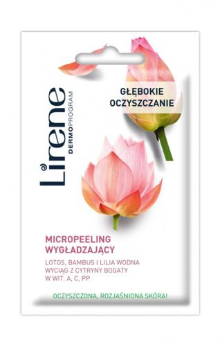 Lirene - GŁĘBOKIE OCZYSZCZANIE - Micropeeling wygładzający