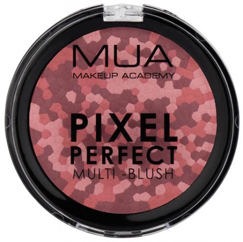MUA - PIXEL PERFECT - MULTI - BLUSH - Wielokolorowy róż do policzków