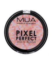 MUA - PIXEL PERFECT - MULTI - BLUSH - Wielokolorowy róż do policzków - PINK BLOSSOM - PINK BLOSSOM