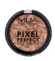 MUA - PIXEL PERFECT MULTI - BRONZE - Multi-colored bronzing powder - TERRACOTA GLOW - TERRACOTA GLOW