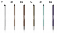 Golden Rose - METALLIC EYE PENCIL - Metaliczna kredka do oczu