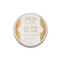 MUA - LUXE - GLOW BEAM - Liquid Highlighter Cushion - Rozświetlacz do twarzy w płynie