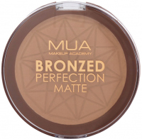 MUA - BRONZED PERFECTION MATTE - Bronzing powder