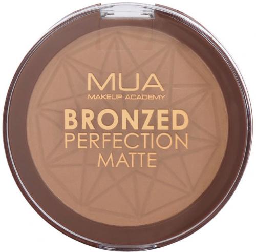 MUA - BRONZED PERFECTION MATTE - Puder brązujący - Matowy