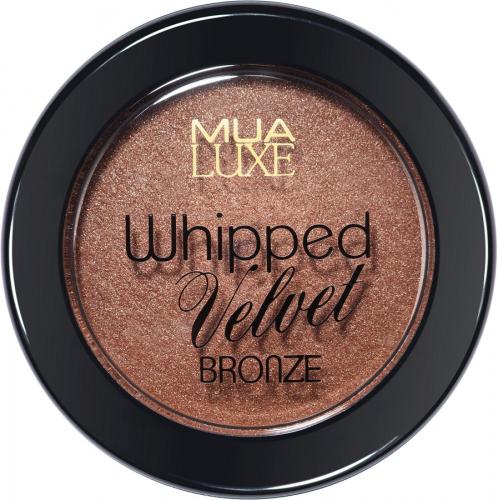 MUA - LUXE - Whipped Velvet Bronze - Majestic Gild - Kremowy bronzer do twarzy