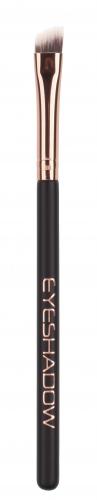 Inter-Vion - Make-up Brush - Poręczny pędzel do brwi i eyelinera