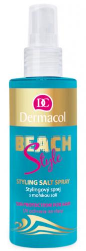 Dermacol - BEACH STYLE - Styling Salt Spray - Spray z solą morską do stylizacji i ochrony włosów