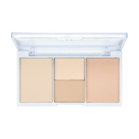 MUA - PRO-BASE - Cover & Conceal Kit - 4 concealers - IVORY - IVORY
