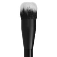 NYX Professional Makeup - PRO DUAL FIBER FOUNDATION BRUSH - 04 - Pędzel do nakładania podkładu