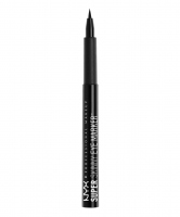 NYX Professional Makeup - Super Skinny Eye Marker - Carbon Black - Eyeliner w pisaku