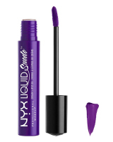 NYX Professional Makeup - LIQUID SUEDE LIPSTICK - AMETHYST  - AMETHYST