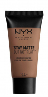 NYX Professional Makeup - STAY MATTE BUT NOT FLAT LIQUID FOUNDATION - SMF15 - CHESTNUT - SMF15 - CHESTNUT