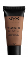 NYX Professional Makeup - STAY MATTE BUT NOT FLAT LIQUID FOUNDATION - SMF18.7 - DEEP RICH - SMF18.7 - DEEP RICH