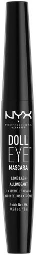 NYX Professional Makeup - DOLL EYE MASCARA - Wydłużający tusz do rzęs