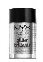 NYX Professional Makeup - Glitter Brillants - Brokat do twarzy i ciała - 10 - 10