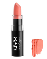 NYX Professional Makeup - MATTE LIPSTICK - Matowa pomadka do ust - 01 - 01