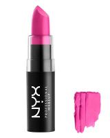 NYX Professional Makeup - MATTE LIPSTICK - Matowa pomadka do ust - 02 - 02