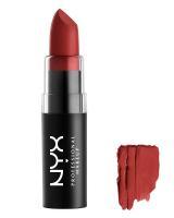 NYX Professional Makeup - MATTE LIPSTICK - Matowa pomadka do ust - 07 - 07