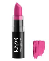 NYX Professional Makeup - MATTE LIPSTICK - Matowa pomadka do ust - 17 - 17