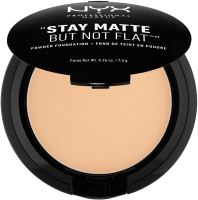 NYX Professional Makeup - STAY MATTE BUT NOT FLAT - Foundation