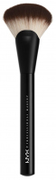 NYX Professional Makeup - PRO FAN BRUSH - 06 - Powder and bronzer brush