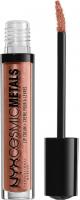NYX Professional Makeup - COSMIC METALS LIP CREAM - Metaliczna pomadka w płynie