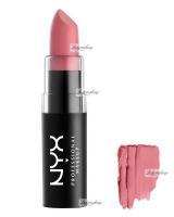 NYX Professional Makeup - MATTE LIPSTICK - Matowa pomadka do ust - 09 - 09