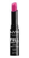 NYX Professional Makeup - FULL THROTTLE LIPSTICK - Matowa pomadka do ust - 02 - LETHAL KISS - 02 - LETHAL KISS