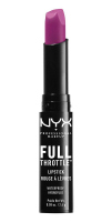 NYX Professional Makeup - FULL THROTTLE LIPSTICK - Matte - 05 - TRICKSTER - 05 - TRICKSTER