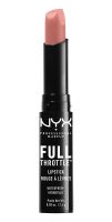 NYX Professional Makeup - FULL THROTTLE LIPSTICK - Matte - 07 - SIDEKICK - 07 - SIDEKICK