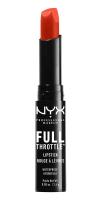NYX Professional Makeup - FULL THROTTLE LIPSTICK - Matte - 09 - JOLT - 09 - JOLT