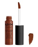 NYX Professional Makeup - SOFT MATTE LIP CREAM - Kremowa pomadka do ust w płynie - 23 - Berlin - 23 - Berlin