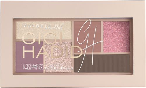 MAYBELLINE - GIGI HADID - EYESHADOW PALETTE - COOL - Paleta cieni do powiek
