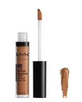 NYX Professional Makeup - HD Studio Photogenic Concealer - Korektor HD - 08 - NUTMEG - 08 - NUTMEG