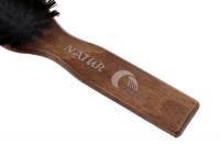 GORGOL - NATUR - Pneumatyczna szczotka do włosów z naturalnego włosia - 15 05 130 - 6R
