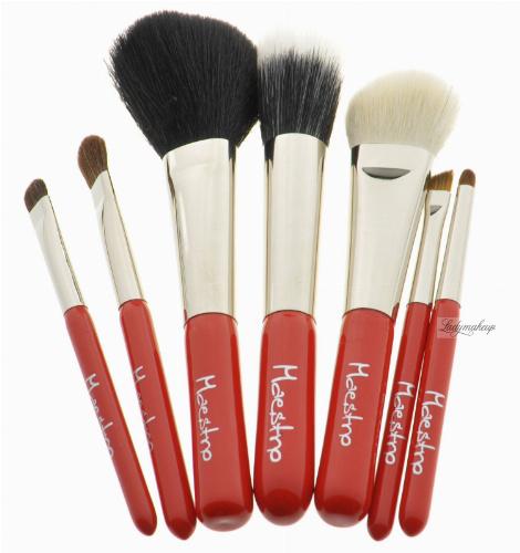 Maestro - Set of 7 short brushes