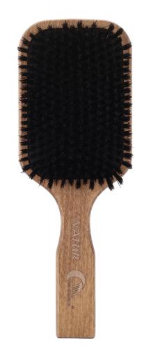 GORGOL - NATUR - Pneumatyczna szczotka do włosów z naturalnego włosia - 15 18 130 - 13R