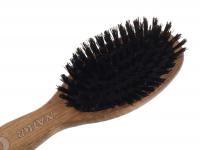 GORGOL - NATUR - Pneumatyczna szczotka do włosów z naturalnego włosia - 15 01 130 - 8R